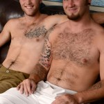SpunkWorthy Preston and Cy Marine Getting Fucked Hairy Guy Amateur Gay Porn 02 150x150 Bi curious Marine Takes A Cock Up His Ass For The First Time