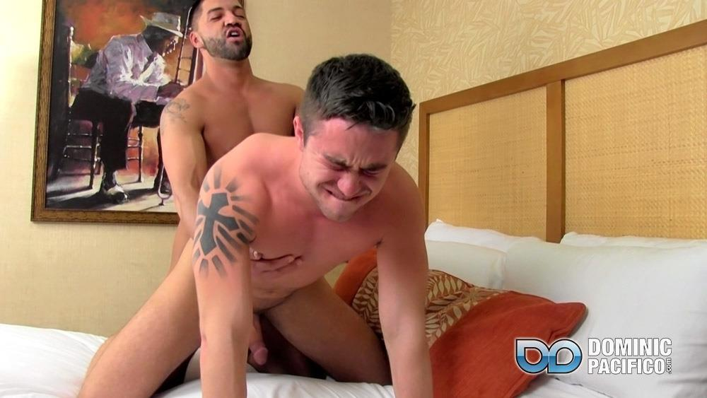 Dominic Pacifico and Leo Sweetwood Big Uncut Cocks Flip Flop Fucking Amateur Gay Porn 12 Dominic Pacifico and Leo Sweetwood Flip Flop Fucking