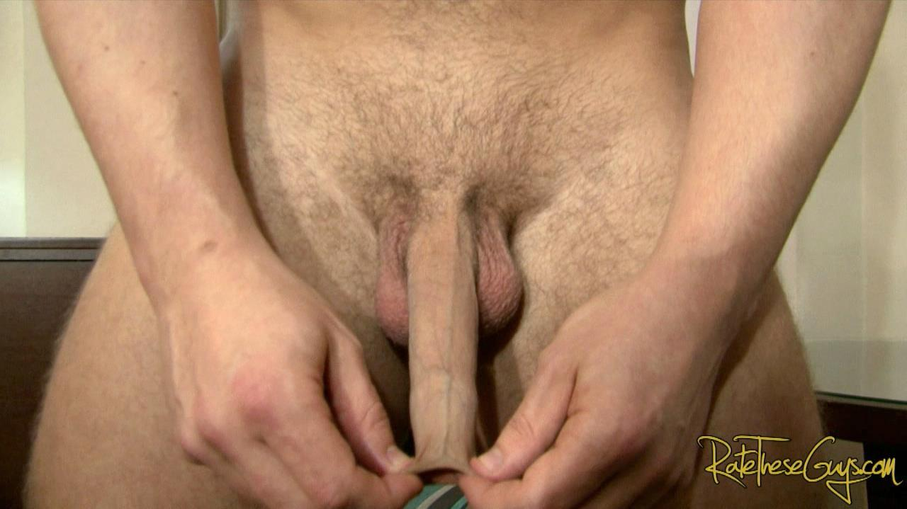 Rate-These-Guys-Tony-Big-Uncut-Cock-Playing-With-Foreskin-Amateur-Gay-Porn-08 Rate These Guys:  Vote For Your Favorite Big Hairy Uncut Cock