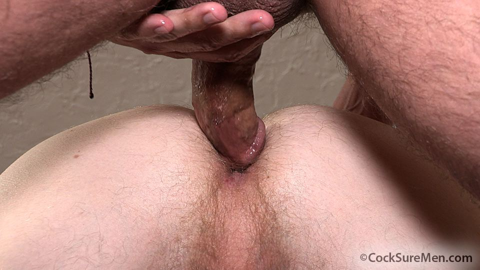 Cocksure Men Heath Anthony and Devan Bryant Redhead Gets Barebacked By Hairy Daddy Amateur Gay Porn 07 Heath Anthony Barebacks Devan Bryants Hairy Ginger Ass