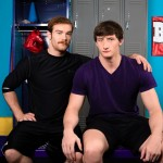 Next Door World James Jamesson and Lance Alexander muscle hunk gets fucked at the gym Amateur Gay Porn 01 150x150 Redhead James Jamesson Fucking Muscle Hunk Lance Alexander