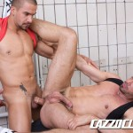 Cazzo Club Moran Stern and Toby Park Latino With A Big Uncut Cock Fucking A Tight Guys Ass Amateur Gay Porn 09 150x150 German Biker Hunk Gets Fucked By A Thick Latino Uncut Cock