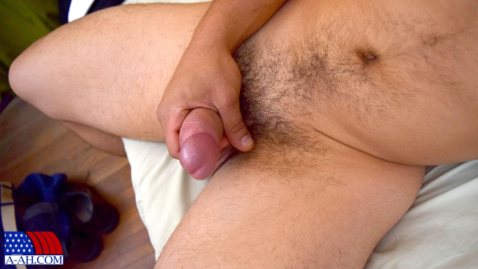 All-American-Heroes-Lance-Corporal-Roque-Naked-Marine-Jerking-His-Thick-Uncut-Cock-Amateur-Gay-Porn-08 United States Marine Stroking His Thick Uncut Cock