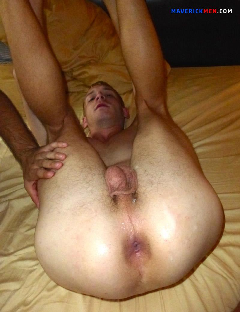 Maverick-Men-Rex-Atheltic-Hunk-With-A-Big-Uncut-Cock-Barebacked-By-Two-Muscle-Daddies-Amateur-Gay-Porn-4 Maverick Men: Atheltic Hunk With A Big Uncut Cock Getting Barebacked