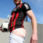 Bentley Race Beau Jackson Beefy Redhead Jerking His Big Uncut Cock Amateur Gay Porn 09 150x150 Redhead Aussie Soccer Player Naked and Stroking A Big Uncut Cock