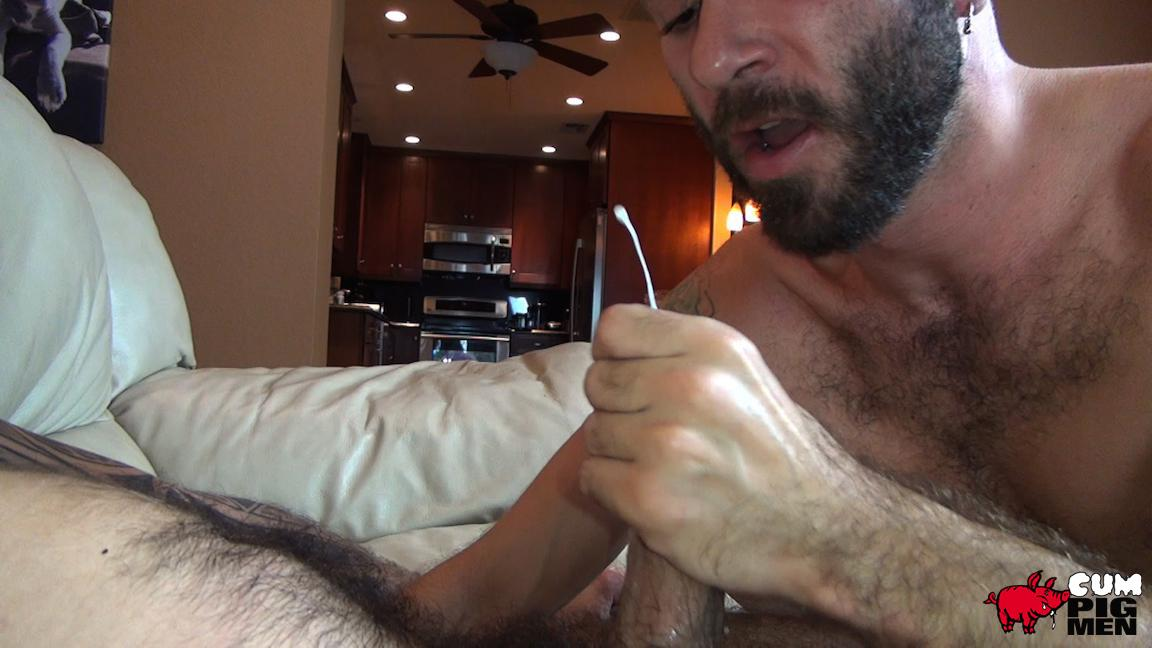 Cum-Pig-Men-Ethan-Palmer-and-Cam-Christou-Sucking-Cock-and-Eating-Cum-Amateur-Gay-Porn-26 Sucking A Load Of Cum Out Of Cam Christou