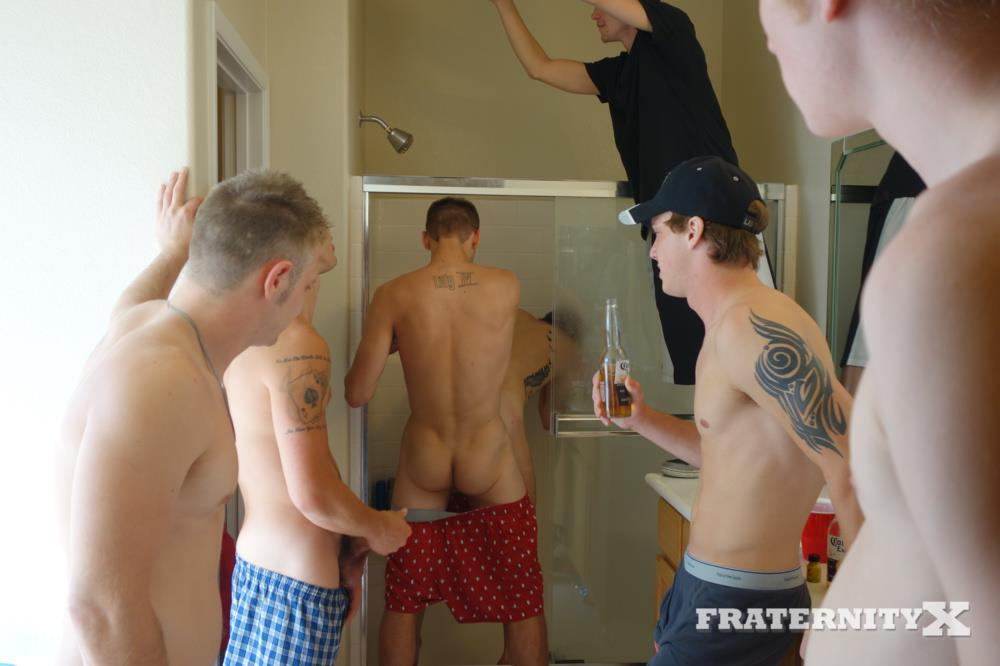 Fraternity-X-Frenchie-Frat-Guys-Bareback-Gang-Bang-In-The-Shower-Amateur-Gay-Porn-01 Real Fraternity Boys Barebacking In The Frat Shower