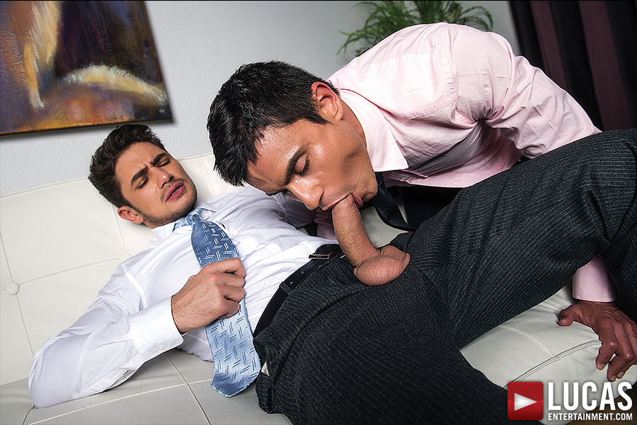 Lucas Entertainment Dato Foland and Rafael Carreras Huge Bareback Cock Bareback Amateur Gay Porn 09 Huge Uncut Cock Barebacking With Dato Foland & Rafael Carreras