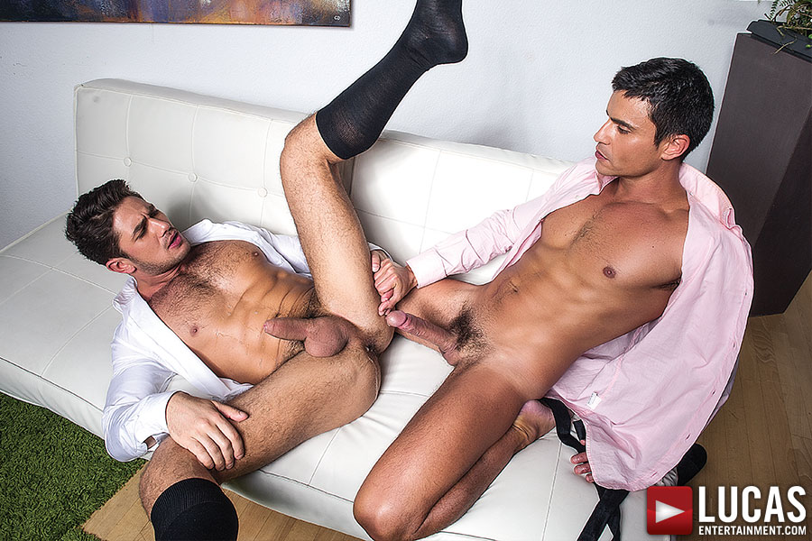 Lucas Entertainment Dato Foland and Rafael Carreras Huge Bareback Cock Bareback Amateur Gay Porn 15 Huge Uncut Cock Barebacking With Dato Foland & Rafael Carreras