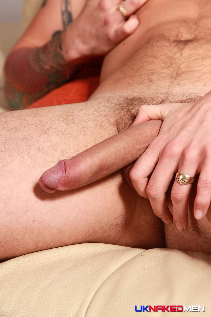 UK-Naked-Men-Dan-Stone-British-Guy-Naked-With-Big-Uncut-Cock-Amateur-Gay-Porn-09 Bisexual British Guy Dan Stone Jerking Off His Big Uncut Cock