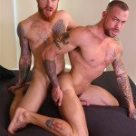 Men Bennett Anthony and Sean Duran Naked Redhead Muscle Guys Fucking Amateur Gay Porn 13 150x150 Bennett Anthony Fucking A Muscle Hunk With His Big Ginger Cock