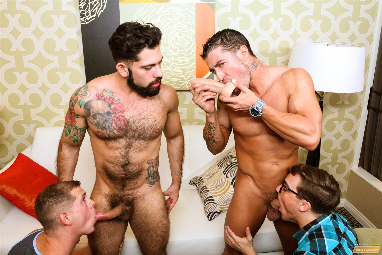 Cody-Cummings-and-Tyler-Morgan-and-Alessandro-Del-Torro-Cock-Sucking-Lessons-Amateur-Gay-Porn-13 Cody Cummings Gives The Boys Cock Sucking Lessons
