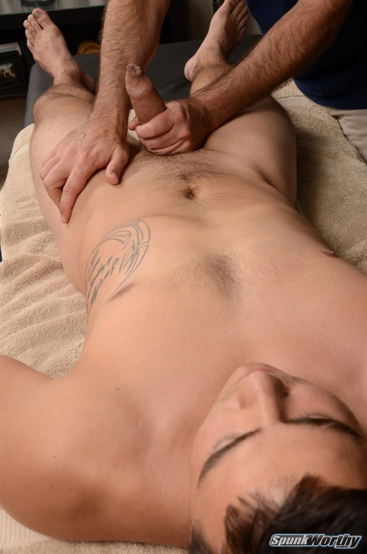 SpunkWorthy-Yuri-Straight-Marine-Getting-Massage-With-A-Happy-Ending-Big-Uncut-Cock-Amateur-Gay-Porn-11 Straight Uncut Marine Gets A Massage With A Happy Ending From A Guy
