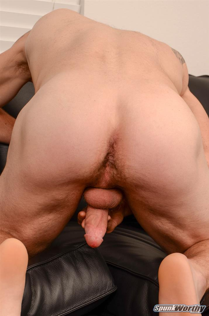 SpunkWorthy Dale Naked Football Jock Jerking Off His Big Cock Amateur Gay Porn 11 Straight Football Jock Jerks His Big Cock And Shows Off His Hairy Hole