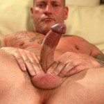 Butch-Dixon-Big-T-British-Muscle-Daddy-With-A-Big-Uncut-Cock-Amateur-Gay-Porn-11-150x150 British Muscle Daddy Jerking Off His Big 9