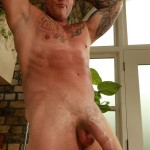 Butch-Dixon-Big-T-British-Muscle-Daddy-With-A-Big-Uncut-Cock-Amateur-Gay-Porn-22-150x150 British Muscle Daddy Jerking Off His Big 9