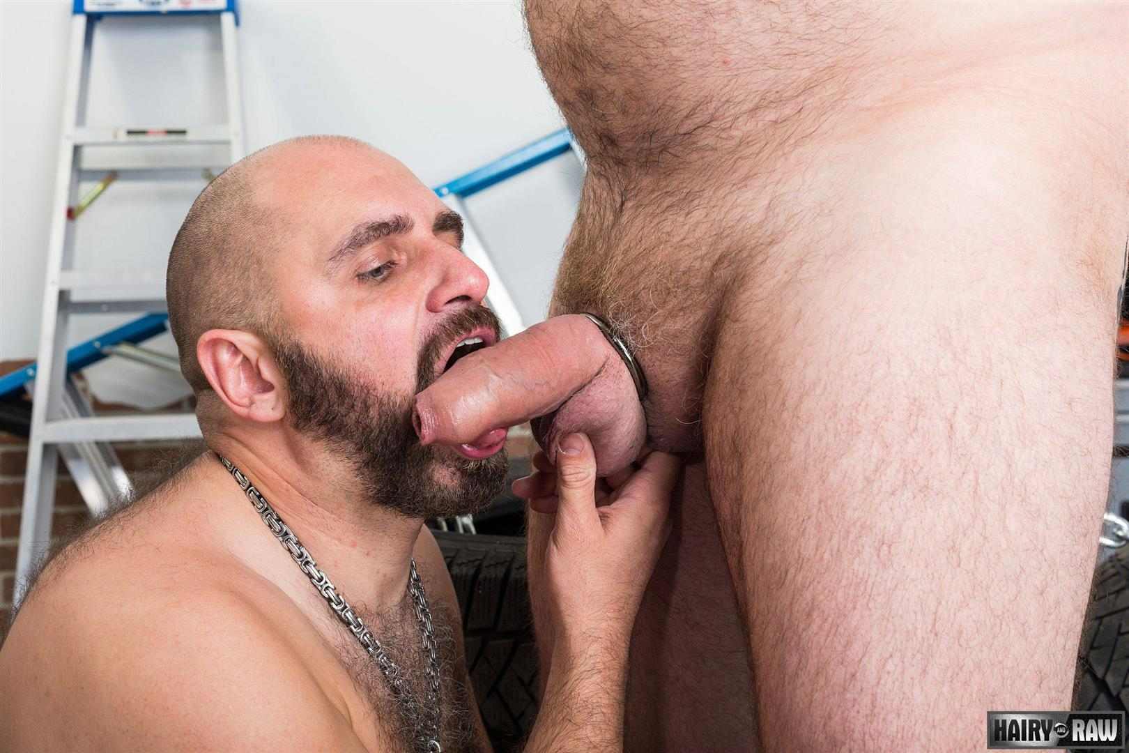 Hairy and Raw Vince Stewart and Martin Pe Hairy Chubby Dads Barebacking Uncut Cocks Amateur Gay Porn 08 Hairy Chubby Dads With Thick Uncut Cocks Fucking Bareback