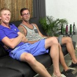 Straight Fraternity Jason Straight Guy Sucks His First Cock Uncut Dick Amateur Gay Porn 01 150x150 Straight Hunk Auditions For Gay Porn By Sucking Cock & Eating Cum