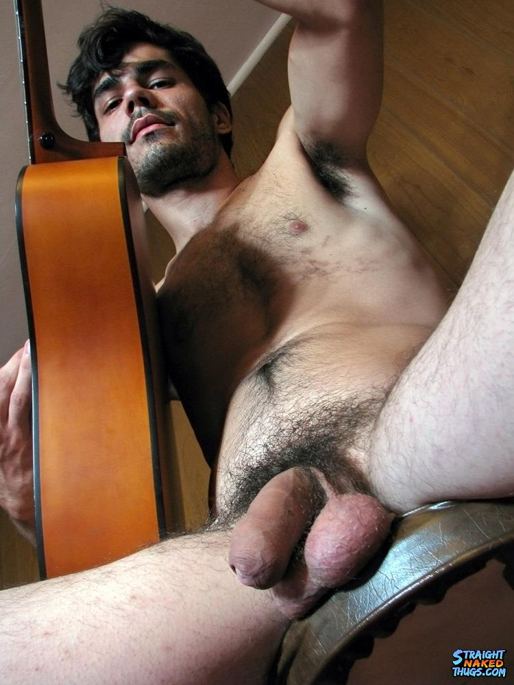 Straight-Naked-Thugs-Devin-Reynolds-Hairy-Twink-With-A-Huge-Uncut-Cock-Jerking-Off-Amateur-Gay-Porn-06 Bisexual Indie Guitarist Strokes His Huge Uncut Cock