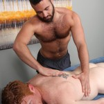 ChaosMen Noah and Aric Naked Redhead Gets Blowjob and Rimming Amateur Gay Porn 05 150x150 Straight Redhead Gets A Massage, Rimming and Blow Job From Another Guy