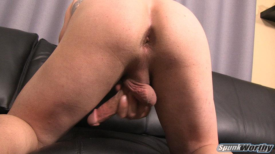 SpunkWorthy Avery Straight Army Soldier Jerking Off Big Cock Amateur Gay Porn 25 Married Straight Muscular Army Soldier Jerking Off For Cash