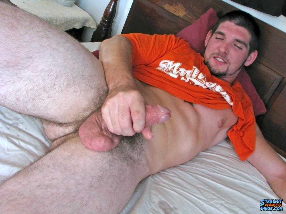 Straight Naked Thugs Tim Hurley Naked Redneck Stroking Big Cock Amateur Gay Porn 16 Straight Naked Redneck Jerking His Thick Cock