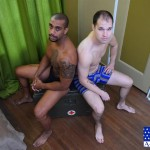 All American Heroes Interracial Naked Soldiers Fucking Bareback Amateur Gay Porn 01 150x150 White Navy Petty Officer Fucks A Black Army Lieutenant