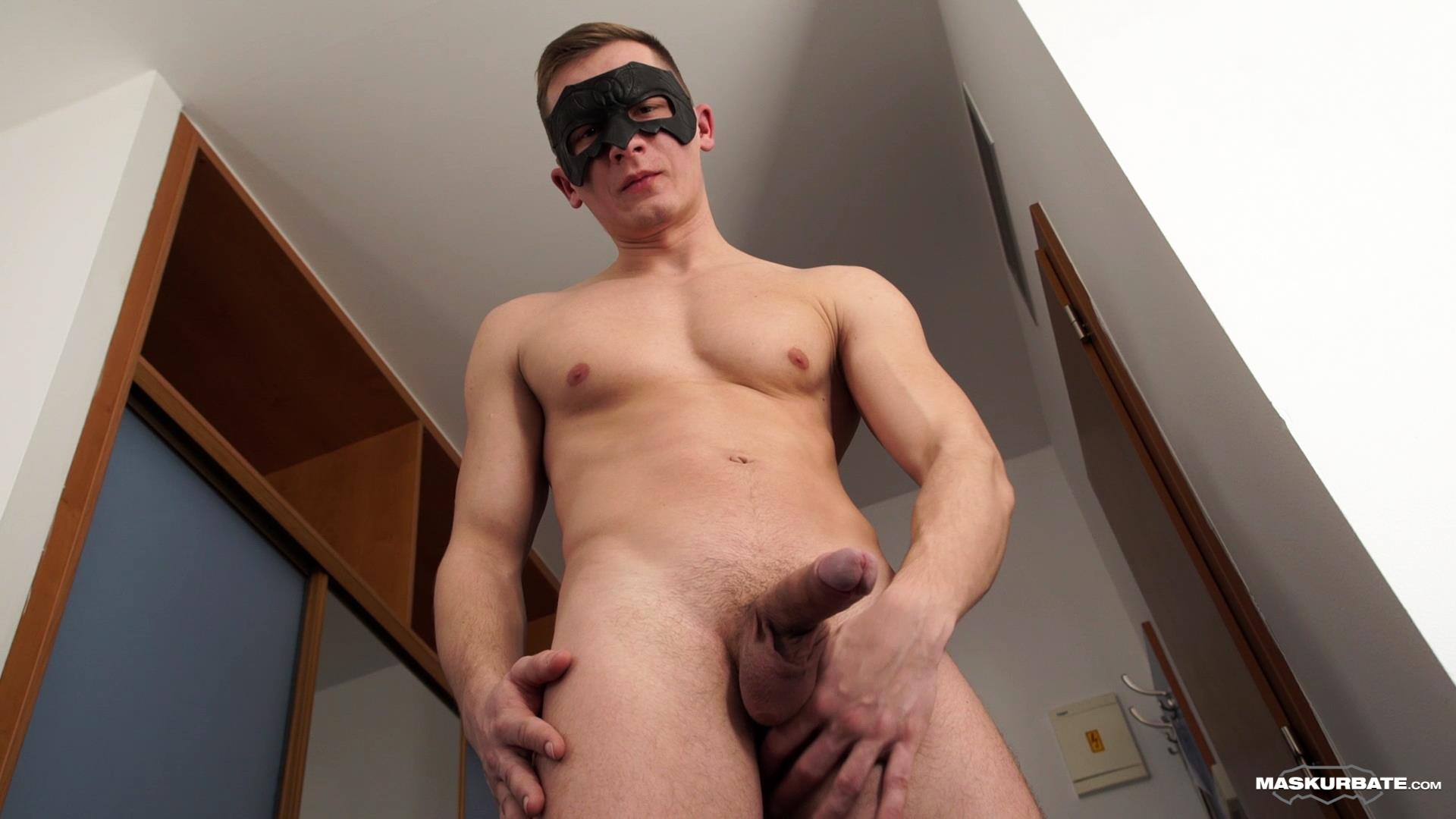 Maskurbate-Andy-Hotel-Bellman-Strokes-Big-Uncut-Cock-04 Paying The Hotel Bellman To Jerk His Big Uncut Cock In My Room